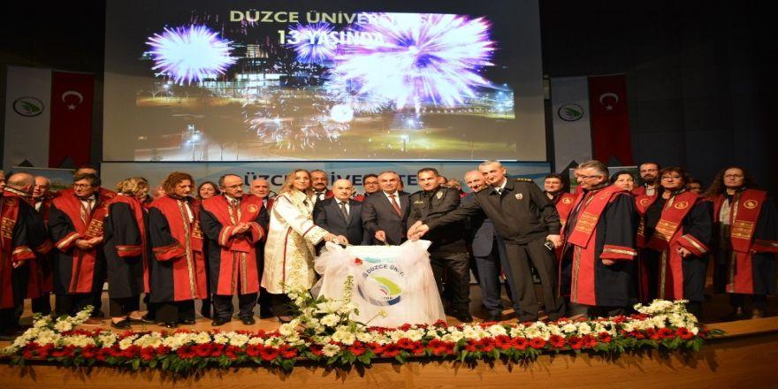 Düzce Üniversitesi 13 Yaşında