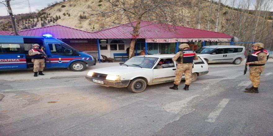 Kahramanmaraş'ta Aranan 83 Kişi Yakalandı