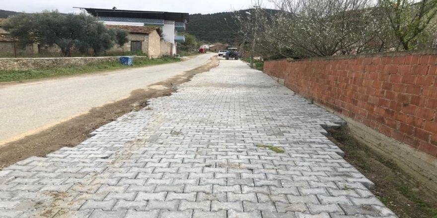 Nazilli Belediyesinden Toygar'da Yol Çalışması