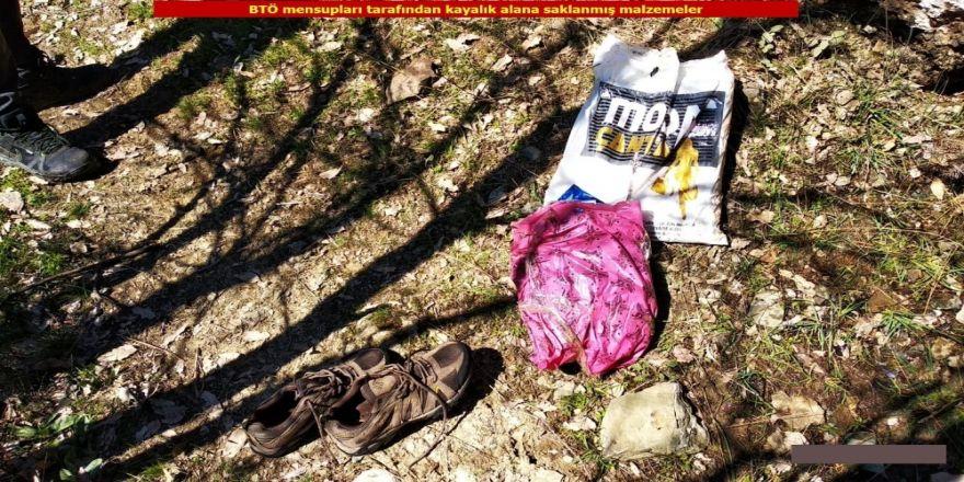 Diyarbakır'da Teröristlerin İnlerine Girildi
