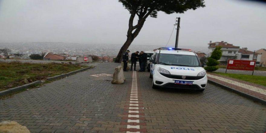 Balıkesir'de Polis Güven Uygulaması Yaptı