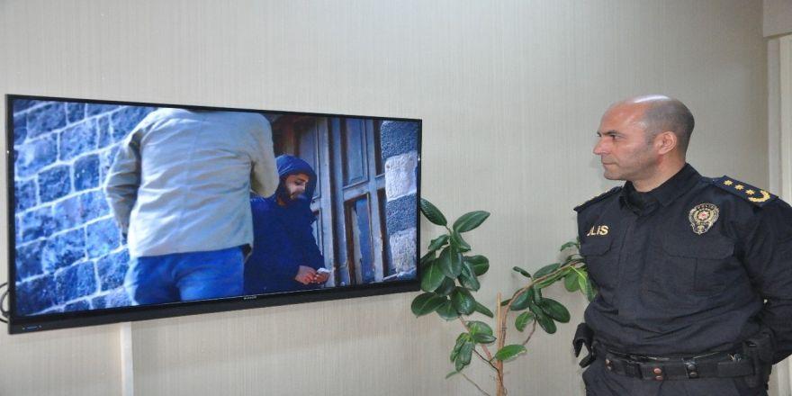 Şırnak Emniyeti Uyuşturucu İle Mücadele İçin Kısa Film Çekti