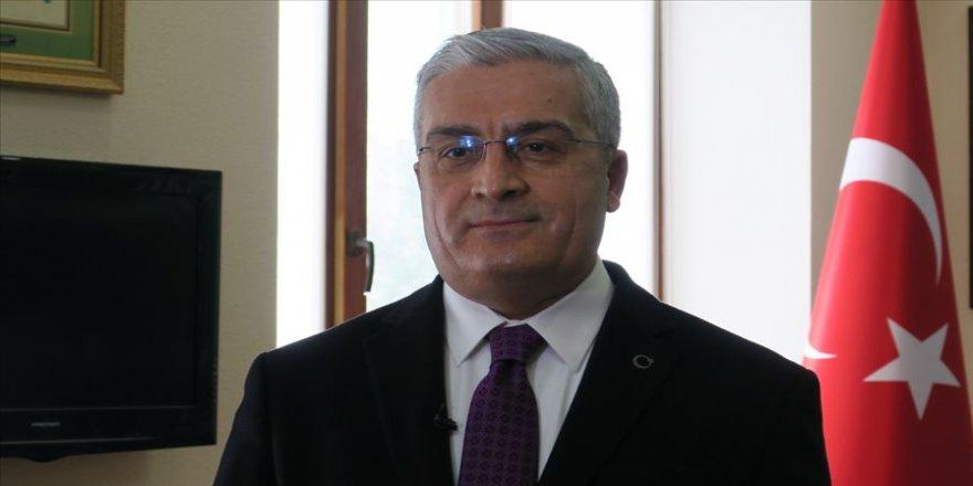 Türkiye Kazakistan'ın yanında durmaya devam edecek'