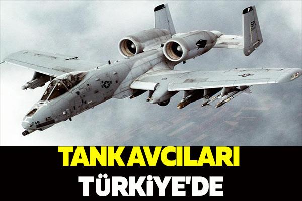 TANK AVCILARI TÜRKİYE'DE