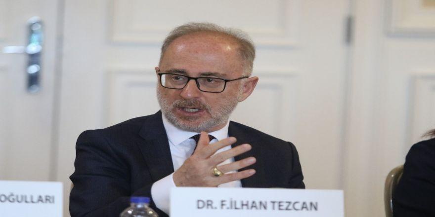 """Prof. Dr. Tezcan, """"Primer İmmün Yetmezlik (Piy) Gizli Kalmış Halk Sağlığı Sorunu"""""""