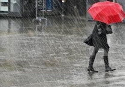 Türkiye, Yağışlı Havanın Etkisine Giriyor