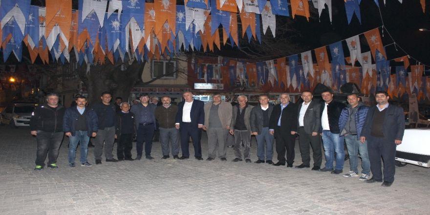 Ercan Öncebe Projelerini Anlattı