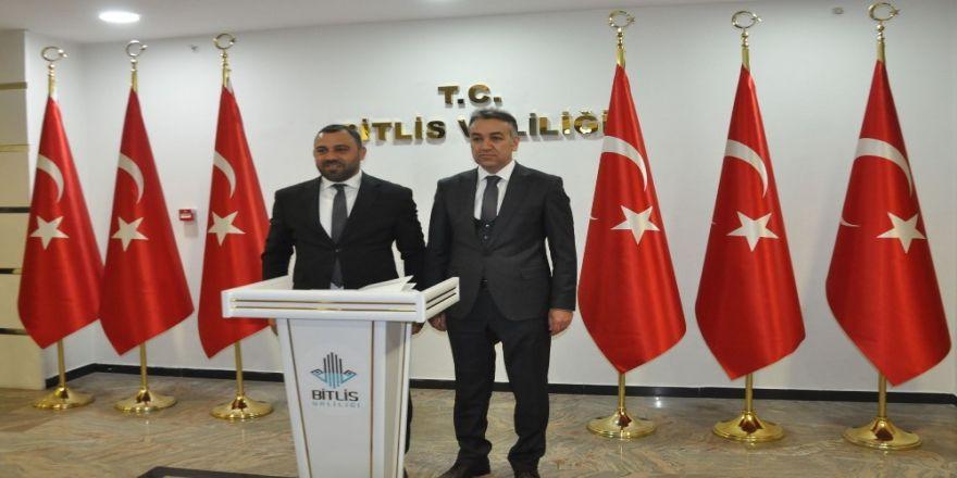 Gençlik Ve Spor Bakan Yardımcısı Yerlikaya'nın Bitlis Ziyareti