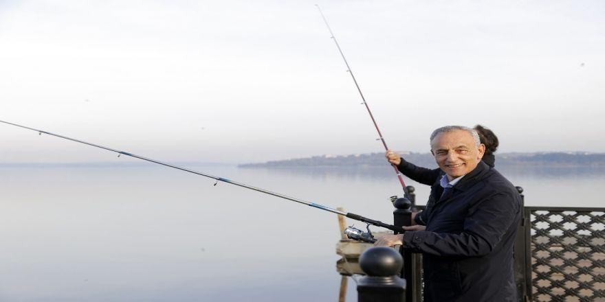 Kemal Çebi: ''Küçükçekmece Gölü Üzerinde Dev Göl Sahnesi Kurmak İstiyoruz''