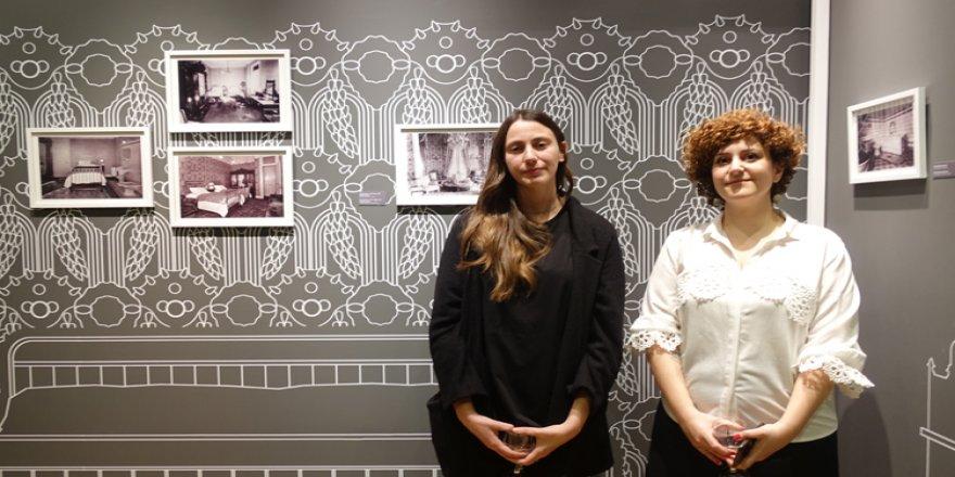 'Aralıktan Bakmak: Meşrutiyet Caddesi'nden Bir Kesit' sergisi açıldı