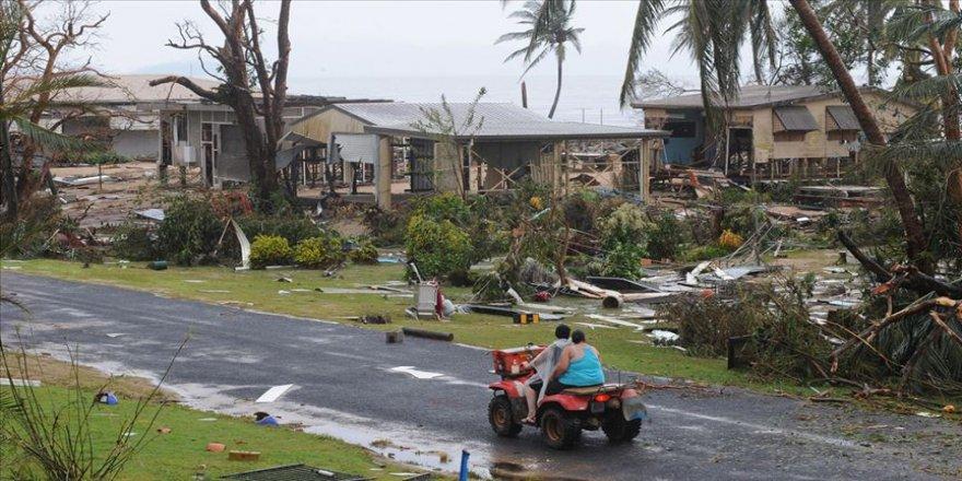 Kasırga alarmı