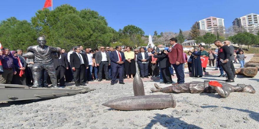 Çanakkale Ve Adana Şehitler Parkı Açıldı
