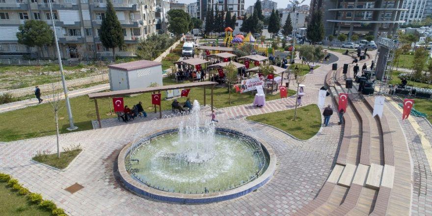 Prof. Dr. Türkan Saylan Parkı Açıldı