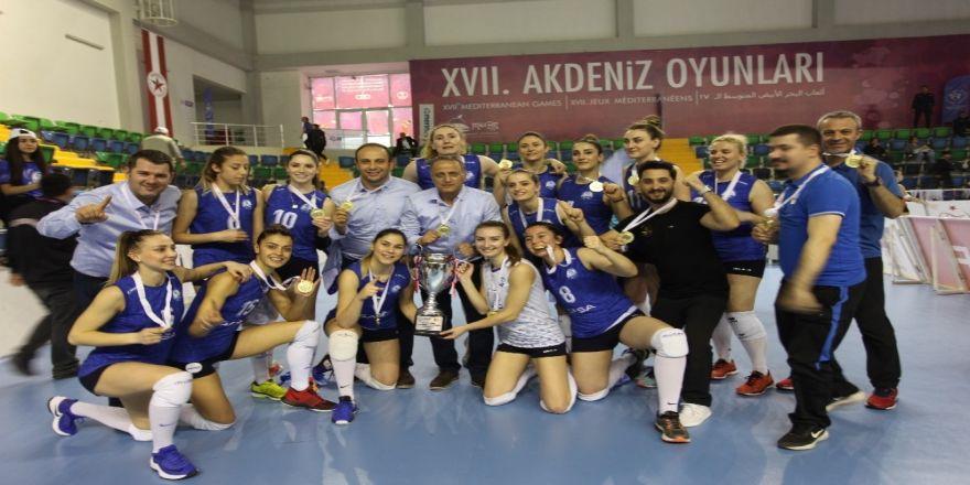 Merinosspor Bayan Voleybol Takımı 1. Lig'de