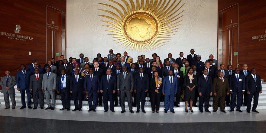 Afrika'yı değiştirecek anlaşma için 1 imza kaldı