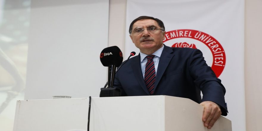 """Şeref Malkoç: """"Her Şeyin Temelinde Adalet Var"""""""