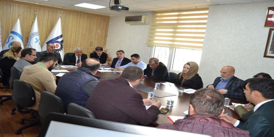 Osb'de 2019 İstihdam Seferberliği Toplantısı