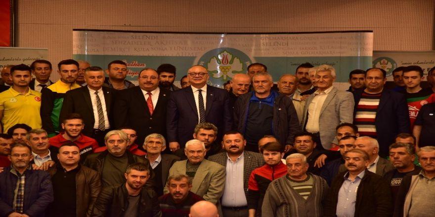 Manisa Büyükşehir'den Amatör Spor Kulüplerine Destek