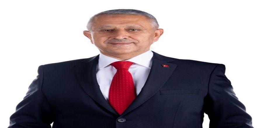 """Ak Parti Afyon Adayı Mehmet Zeybek: """"Fatma Şahin'le İlgili Sözlerim Çarpıtıldı"""""""