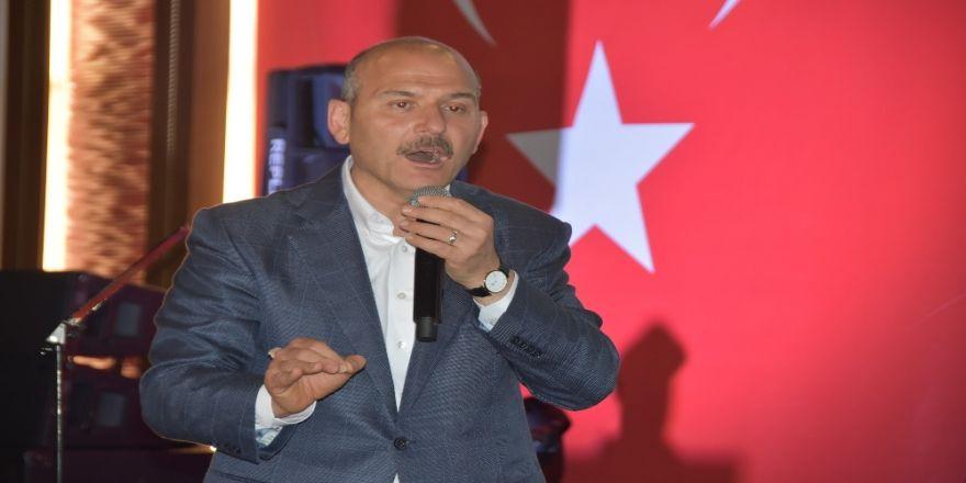 """İçişleri Bakanı Soylu: """"Pkk İrtibatı Olanları Meclis Üyesi Yaptırtmayız"""""""