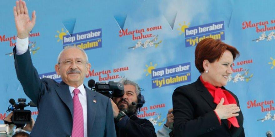 Kılıçdaroğlu ve Akşener Kocaeli'de konuştu