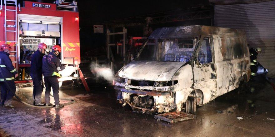 Kocaeli'de patlama: 1 ölü
