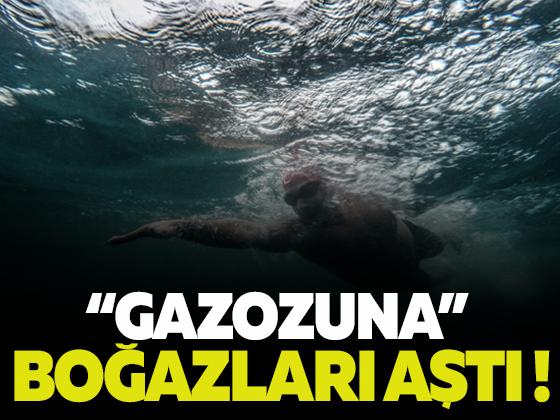 """""""Gazozuna"""" boğazları aştı"""