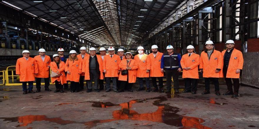 Çelik Dış Ticaret Derneğinden Kardemir'e Çıkarma