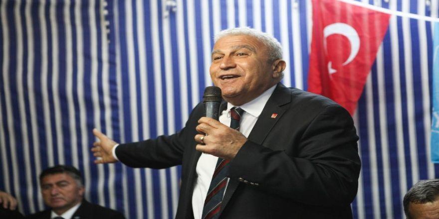 Fatih Atay, Umurlu'da Projelerini Anlattı