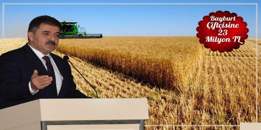 Milletvekili Battal'dan Çiftçilere Destek Müjdesi