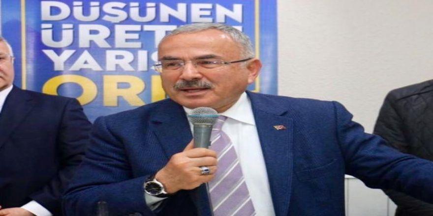 """Hilmi Güler: """"Ordu Deniz Ticaretinin Merkezi Olacak"""""""