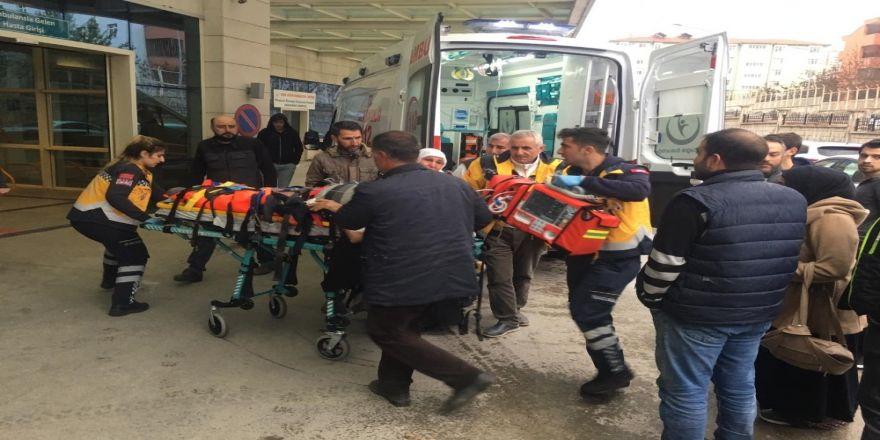 Siirt'te Trafik Kazası: 5 Yaralı