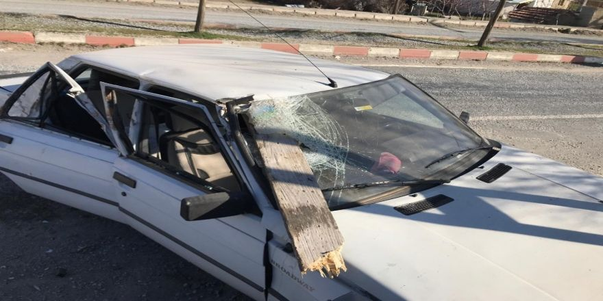Sorgun'da Trafik Kazası: 1'ağır 6 Yaralı