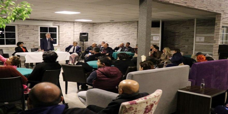 """İyi Parti Başkan Adayı Dr. Arslan: """"Adapazarı İçin Değişim Vakti Gelmiştir"""""""