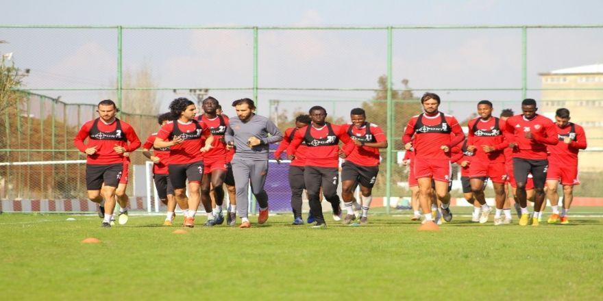 Hatayspor, Elazığspor Maçı Hazırlıklarını Sürdürüyor