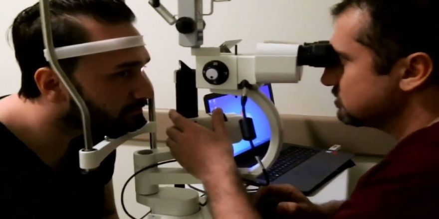 Yılın Hekiminin Gözünden Kayseri Şehir Hastanesi Göz Hastalıkları Kliniği
