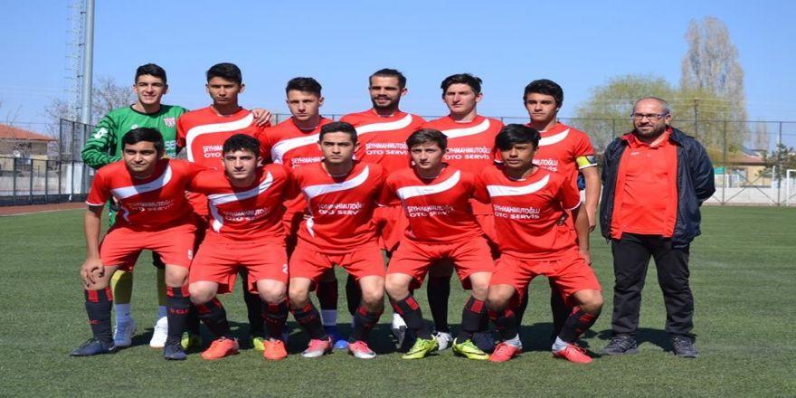 Kayseri İkinci Amatör Küme U-19 Ligi B Grubu