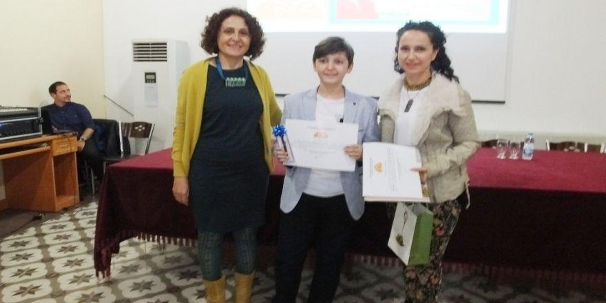 Burhaniyeli Umut, Tübitak Proje Yarışması İçin Bursa'ya Gitti