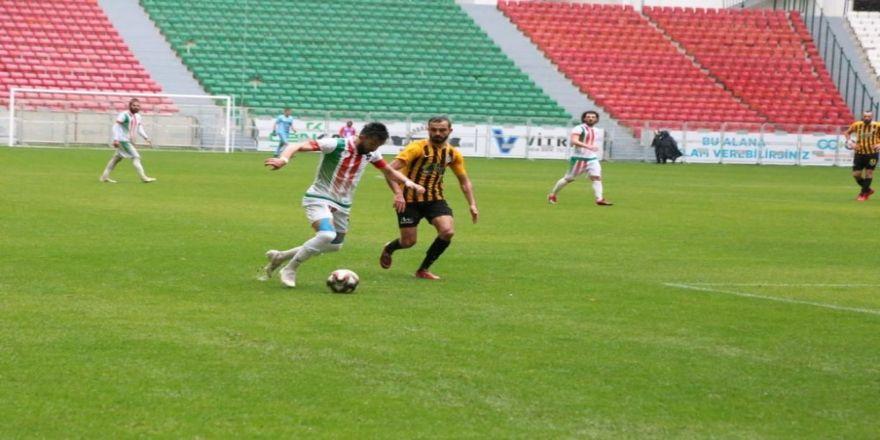 Tff 3. Lig: Diyarbekirspor: 0- Bayburt İöi: 2