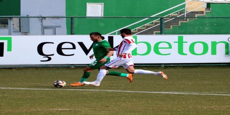 Tff 2. Lig: Sivas Belediyespor: 4 - Kahramanmaraşspor: 2