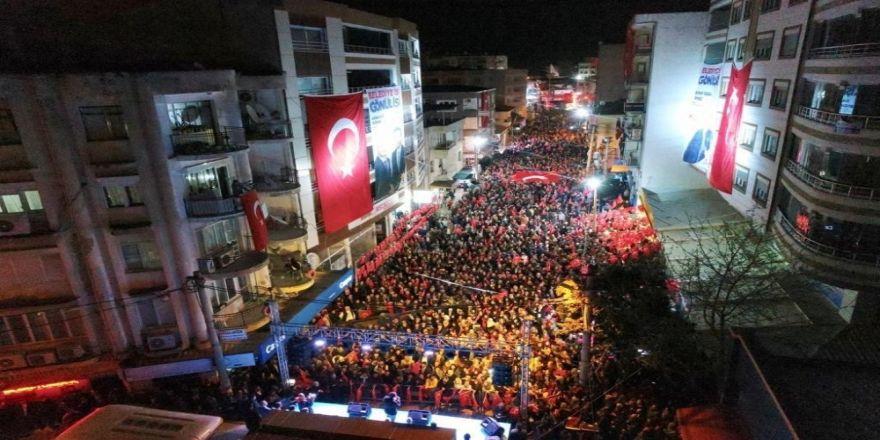 Torbalı'da Gövde Gösterisi