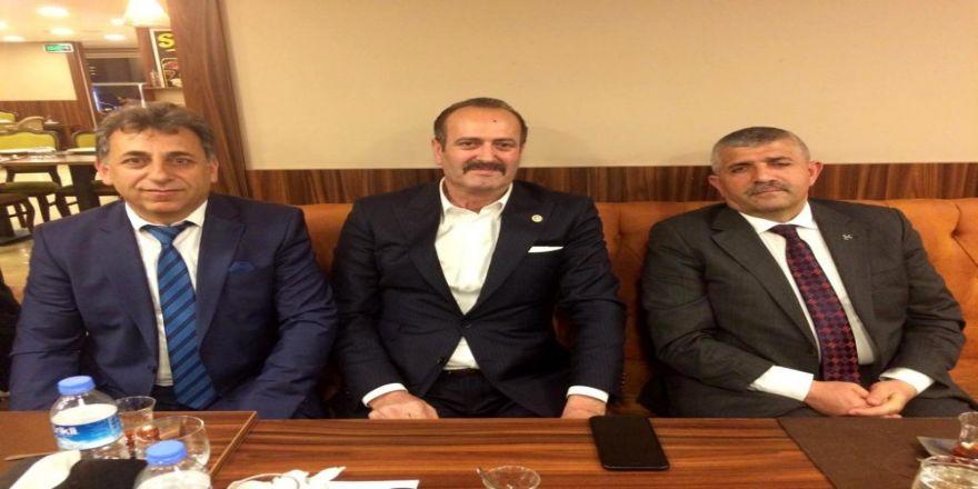 """Mhp İzmir İl Başkanı İddialı Konuştu: """"20 Belediyemiz Oluyor"""""""