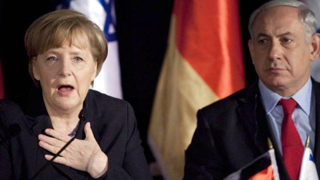 Merkel;O İş Bizim Suçumuz