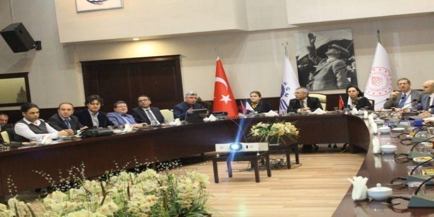 Kapadokya Üniversitesi Ngap Türkiye Toplantısına Katıldı
