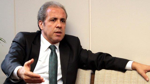 Şamil Tayyar, Arınç'ı Hedef Aldı