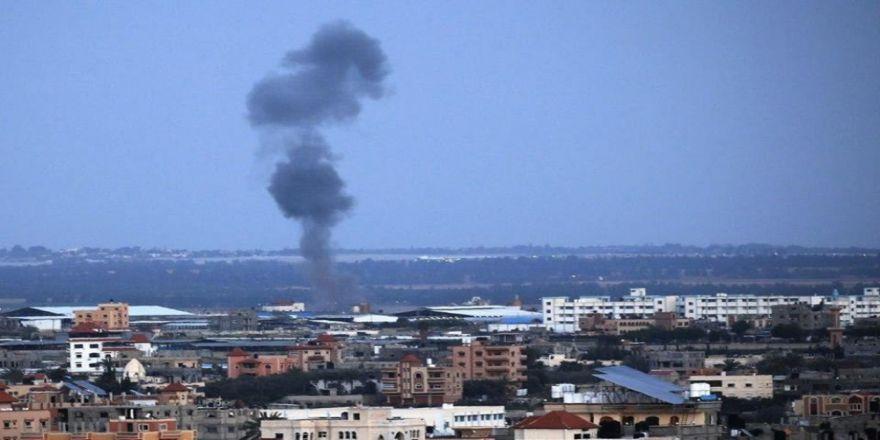 İsrail Saldırılarında 5 Filistinli Yaralandı