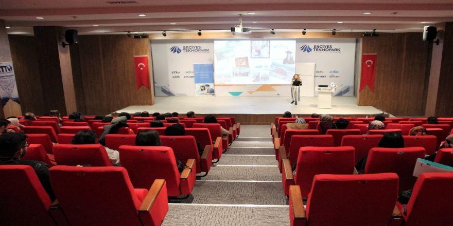 Erciyes Teknopark'ta Gelişim Eğitimleri Kapsamında