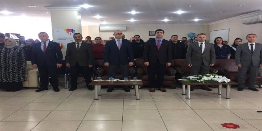 Erzincan'da Kütüphaneler Haftası Kutlandı