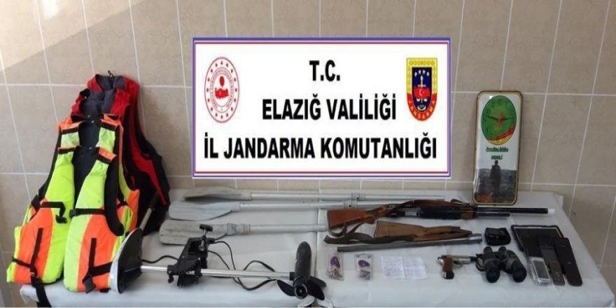 Elazığ'daki Terör Operasyonunda 1 Şüpheli Tutuklandı