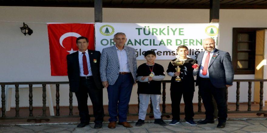 Muğla'da Orman Haftası Satranç Turnuvası